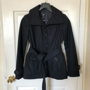 GAP wool peacoat with buttons